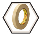 Masking Tape - General Purpose - Beige / 2308