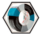 Tape - Duct - Assorted Colors / 3900 Series