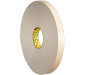 Double-Sided Tape - Foam - White / 4492 Series