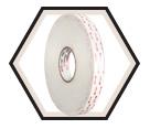 Double-Sided Tape - Foam - White / 4930 *VHB