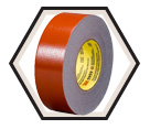 "Stucco Tape - 2"" - Red / 5959"