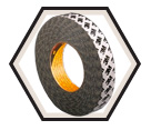 High Performance Double Coated Tape - 9086