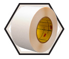 Tape - Double Sided - White / 9579