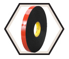 VHB™ Window Tape - B45F