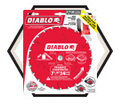 "Circular Saw Blade - 7-1/4"" - Framing - 24T / D0724PX *DIABLO (2 Pack)"