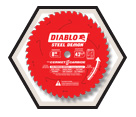 "Circular Saw Blade - 8"" - 42T / D0842CF *STEEL DEMON"