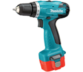 "Drill/Driver (Kit) - 3/8"" Chuck - 9.6V Ni-Cad / 6261DWPE"