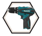 "Driver Drill LXT (Tool Only) - 3/8"" Chuck - 12V Max Li-Ion / FD02Z"