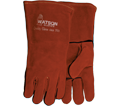 Welding Gloves - Lined - Split Cowhide / 9238 *FIRE BRAND
