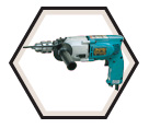 "Hammer Drill (Kit) - 3/4"" - 6.0 amps / HP2010N"