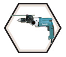 "Hammer Drill (Kit) - 3/4"" - 6.0 amps / HP2050H"