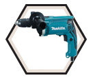 "Hammer Drill (Kit) - 5/8"" - 6.2 amps / HP1631K"