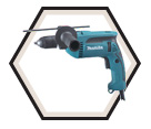 "Hammer Drill (Kit) - 5/8"" - 6.0 amps / HP1641K"