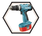"Hammer Drill/Driver (Kit) - 1/2"" Chuck - 18V Ni-Cad / 8391DWPE"