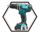 "Hammer Driver Drill LXT (Kit) - 1/2"" Chuck - 18V Li-Ion / LXPH01C1"