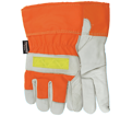 Winter Gloves - Thinsulate C100 Lining - Full Grain Cowhide / 94006 *FLASHBACK