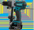 "Hammer Drill/Driver LXT - 1/2"" Chuck - 18V Li-Ion / DHP458 Series"