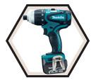 Impact Hammer Drill/Driver LXT Hybrid™ - 14.4V Li-Ion / BTP130 Series