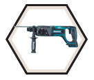 "Rotary Hammer (Tool Only) LXT™ - 7.7 lbs - 15/16"" SDS Plus - 18V Li-Ion / BHR241Z"