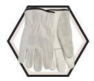 Driver Gloves - Unlined - Full Grain/Split Cowhide / Perfect