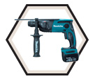 "Rotary Hammer - 5/8"" SDS Plus - 14.4V Li-Ion / BHR162 Series *LXT™"