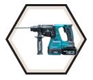 """Rotary Hammer (Kit) LXT™ - 7.3 lbs - 15/16"""" SDS Plus® - 18V Li-Ion / LXRH01"""