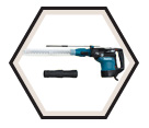 "Rotary Hammer (Kit) AVT™ - 19.6 lbs - 1-3/4"" SDS-MAX® - 13.5 amps / HR4510CV"