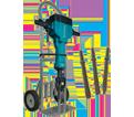 """Breaker Hammer (Kit) AVT™ - 70 lbs - 1-1/8"""" Hex - 15.0 amps / HM1810X3"""
