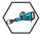 "Demolition Hammer (Kit) AVT™ - 42 lbs - 1-1/8"" Hex - 14.0 amps / HM1317CB"
