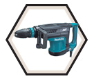 Demolition Hammer (Kit) AVT™ - 23.8 lbs - SDS-MAX® - 14.0 amps / HM1213C