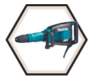 Demolition Hammer (Kit) AVT™ - 27 lbs - SDS-MAX® - 14.0 amps / HM1214C
