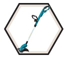 Line Trimmer LXT (Tool Only) - 18V Li-Ion / DUR181Z