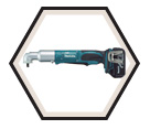 "Impact Angle Wrench LXT (Kit) - 3/8"" sq. dr. - 18V Li-Ion / DTL063F"