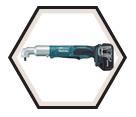 "Impact Angle Wrench LXT (Kit) - 3/8"" sq. dr. - 18V Li-Ion / DTL063F"