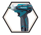 "Impact Wrench LXT - 3/8"" sq. dr. - 12V Max Li-Ion / WT01 Series"