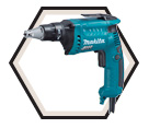 "Drywall Screwgun (Tool Only) - 4000 RPM - 1/4"" Hex - 6.0 amps / FS4000"