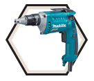 "Drywall Screwgun (Tool Only) - 4000 RPM - 1/4"" Hex - 6.0 amps / FS4200"