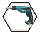 "Drywall Screwgun LXT (Tool Only) - 1/4"" Hex Shank - 18V Li-Ion / DFS451Z"