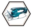 Grass Shear LXT (Tool Only) - 18V Li-Ion / LXMU02Z