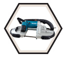 "Portable Band Saw (Kit) - 4-3/4"" (120 mm) dia. - 6.5 amps / 2107FK"