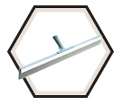 "18"" - Industrial Floor Squeegee"