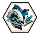 "Circular Saw (Kit) - 7-1/4"" dia. - 15.0 amps / 5007MGA"