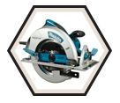 "Circular Saw (Tool Only) - 8-1/4 "" dia. - 15.0 amps / 5008MGA"