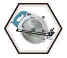 "Circular Saw (Tool Only) - 16-5/16"" dia. - 15.0 amps / 5402NA"