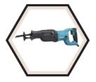 Reciprocating Saw (Kit) - 12.0 amps / JR3060T