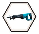 Reciprocating Saw (Kit) - 11.0 A/ JR3050T