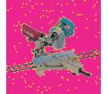 """Dual Sliding Compound Mitre Saw - 7-1/2"""" dia. - 10.0 amps / LS0714"""