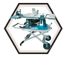 "Table Saw w/ Stand - 10"" dia. - 13.0 amps / MLT100X"