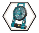 Jobsite Fan - 18V Li-Ion / BCF201Z