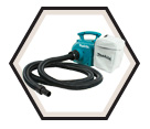 Portable Vacuum (Kit) - 18V Li-Ion / DVC350F